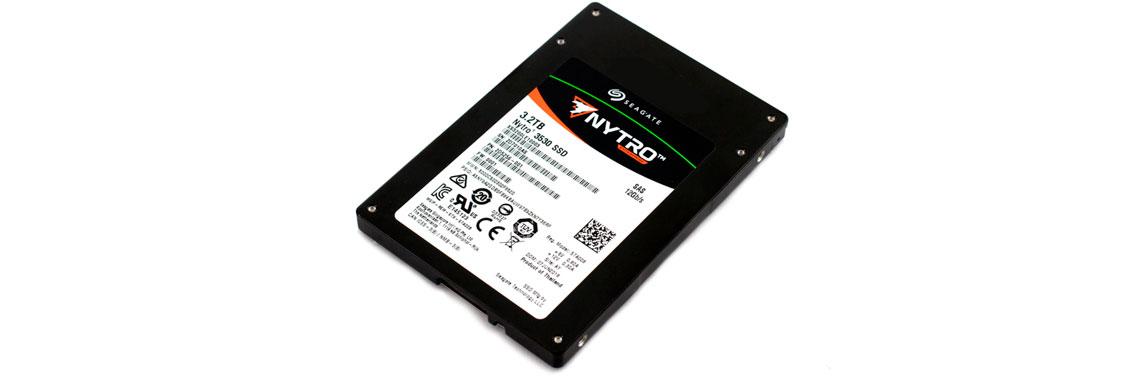 Memórias SSDs SAS