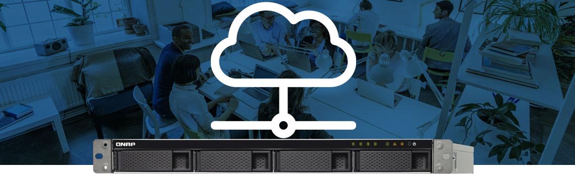 O armazenamento em nuvem nas pequenas empresas