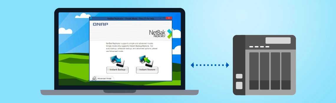Netbak Replicator