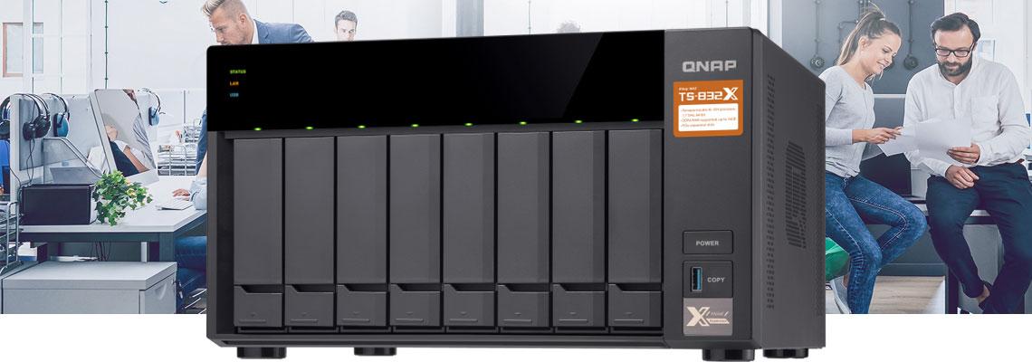 Organizar arquivos digitais em um storage NAS Qnap