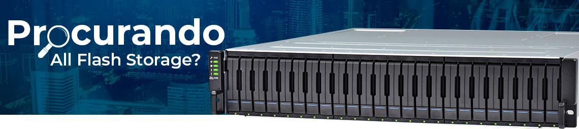 Procurando All Flash Storage, conheça as diferenças dos storages SSD
