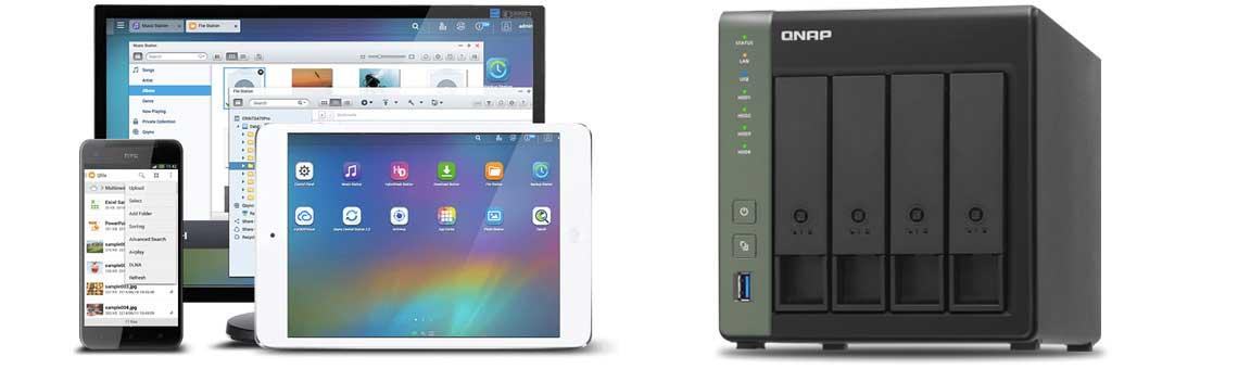 Qnap NAS, melhor solução de nuvem privada