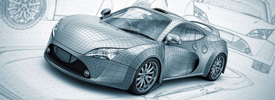 Renderização de imagem 3D