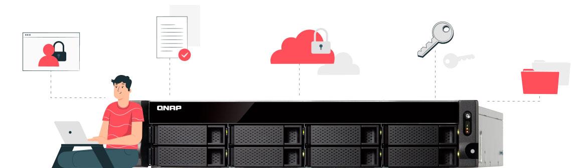 Sistema de armazenamneto com hard disks
