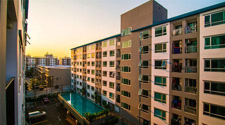 Sistema de Vigilância com câmeras IP para Condomínios, edifícios e residências