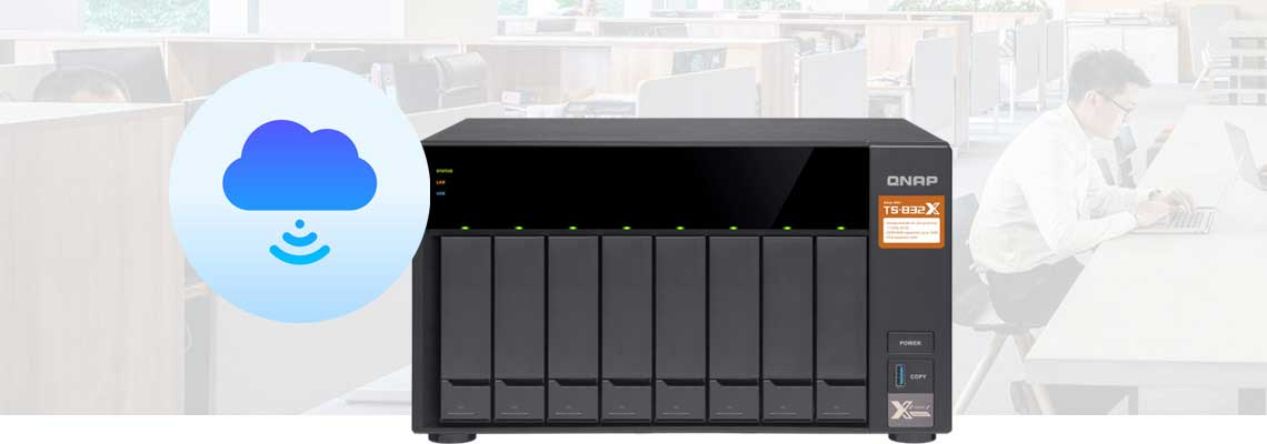 NAS storage, secure backup systems