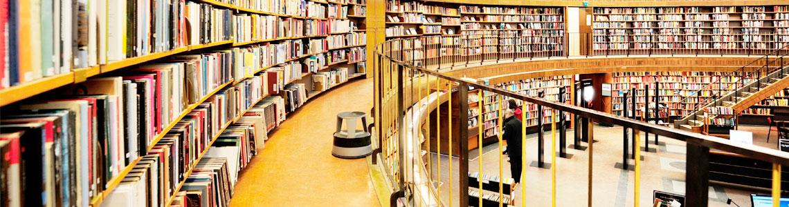 Sistemas de Segurança com Câmeras IP em Bibliotecas