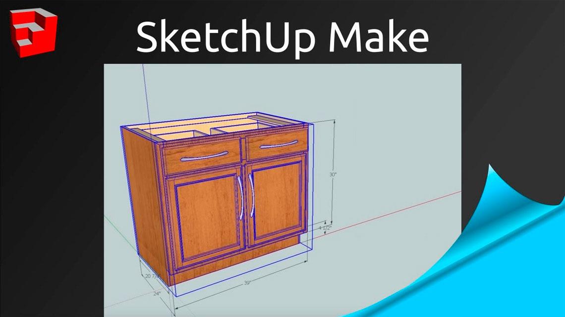 SketchUp Make ou Free