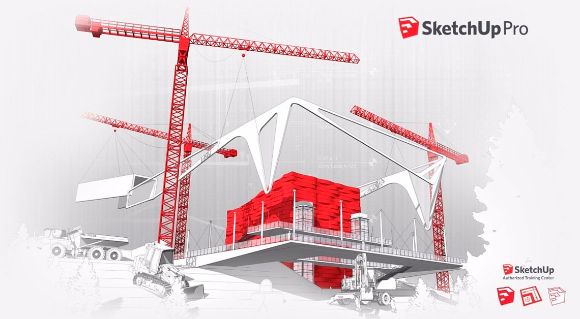 SketchUp Pro – Uso profissional