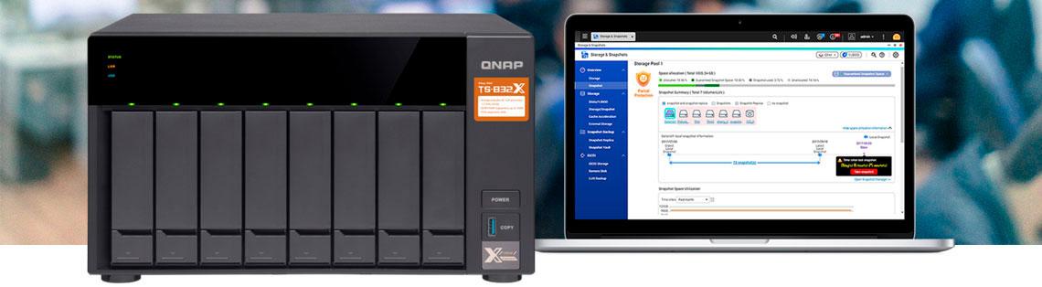 Snapshot compatível com sistemas de armazenamento de dados