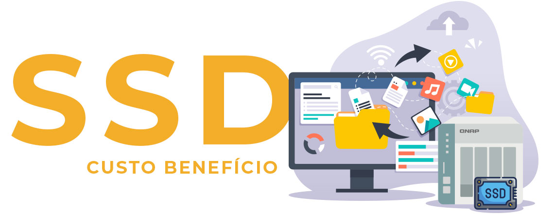 SSD, custo benefício