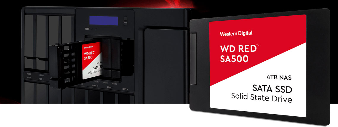SSD WD Red