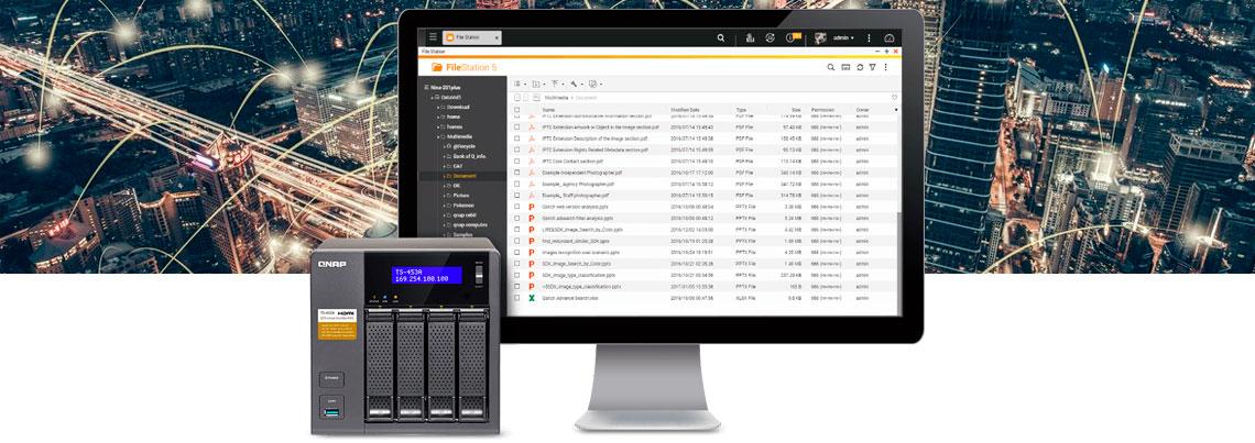 Storage NAS para backup