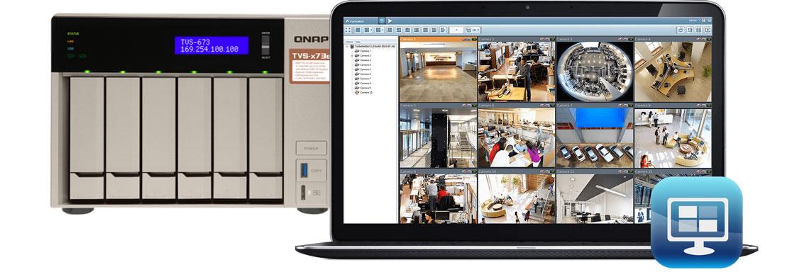 Software Surveillance Station Qnap