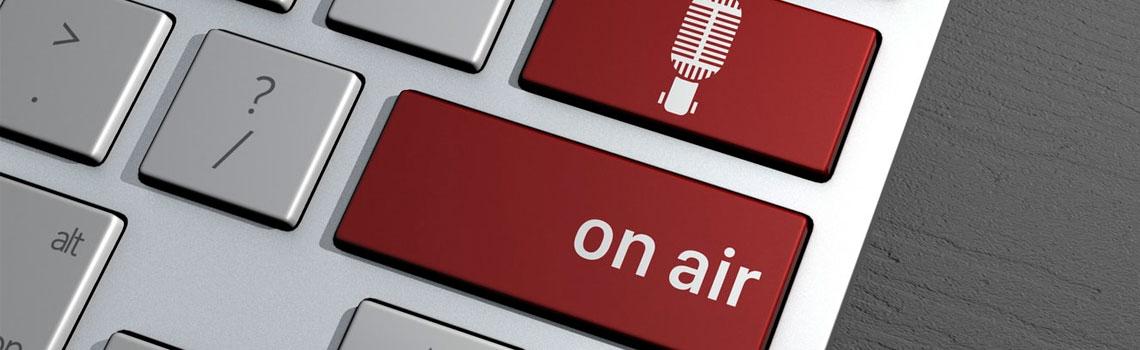 Transmitir eventos, shows, cultos e palestras via internet é simples
