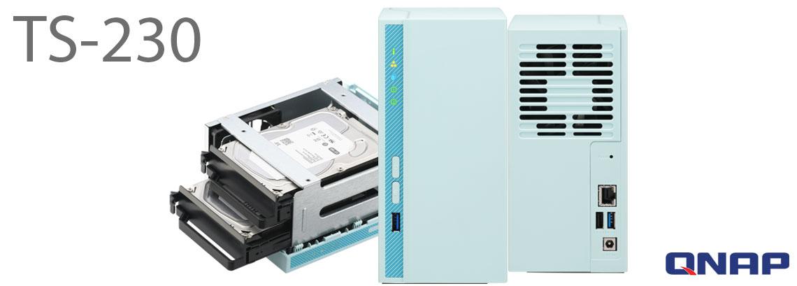 Storage NAS Qnap TS-230