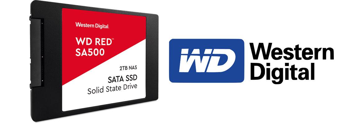 SSD WD RED SA500 NAS SATA