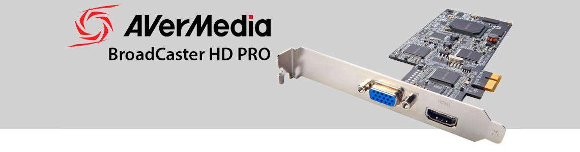 BroadCaster HD PRO
