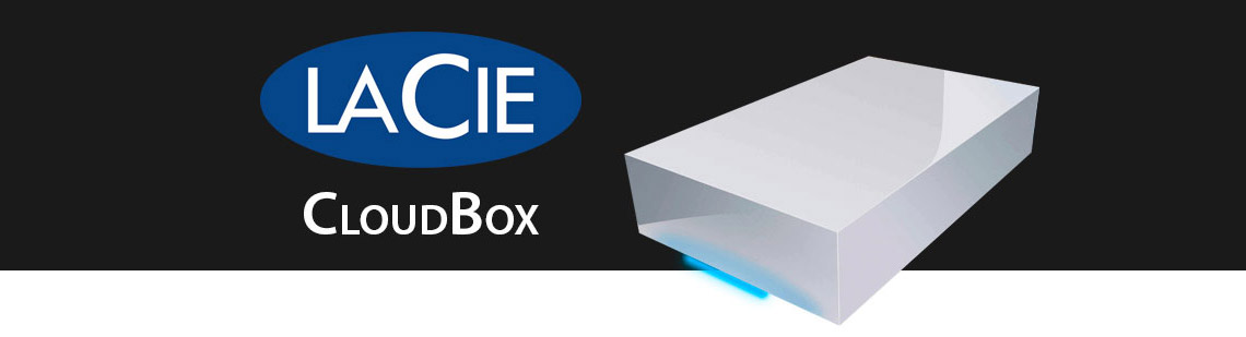 CloudBox Lacie