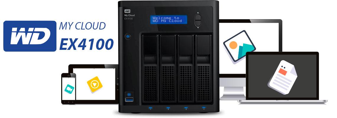 WD My Cloud EX4100 - Tudo sobre esse Storage NAS