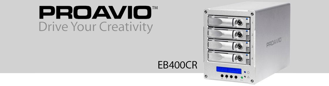Proavio EB400CR