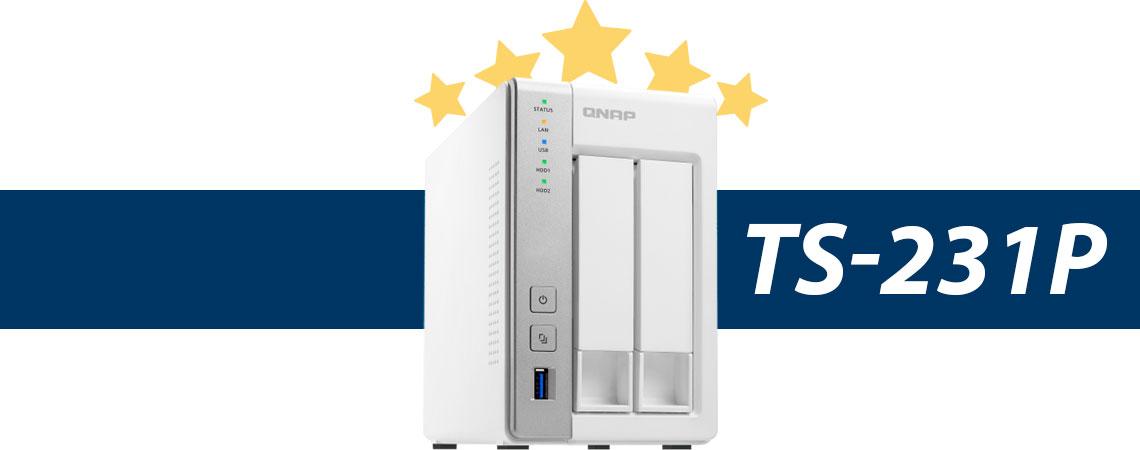 Saiba tudo sobre o melhor storage 2 Bay NAS - TS-231P Qnap