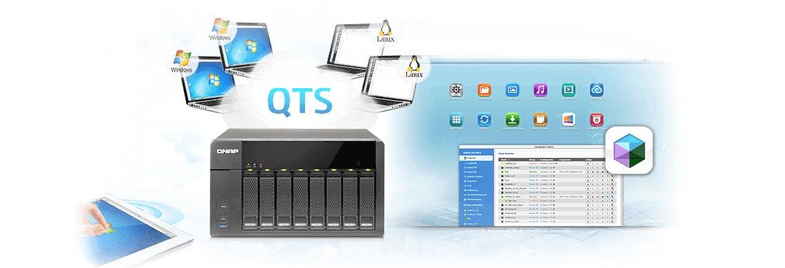 Storage NAS QNAP - TS-851