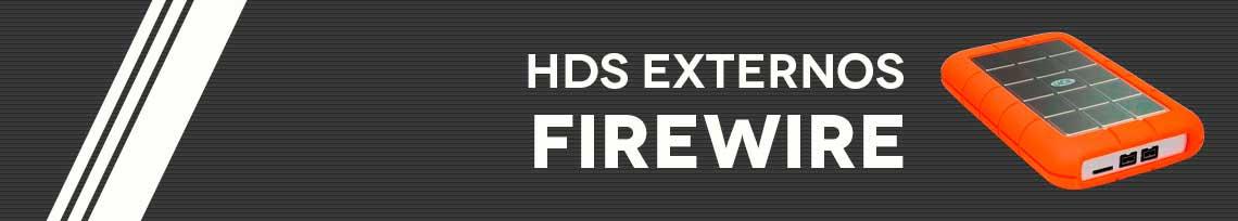 HD Externo Firewire