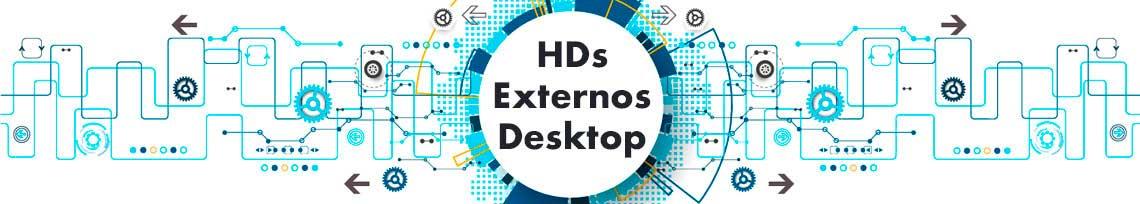 HDs Externos Desktop