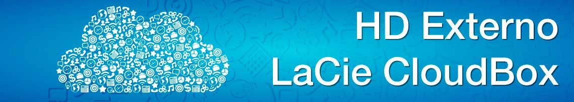 HD Externo LaCie CloudBox