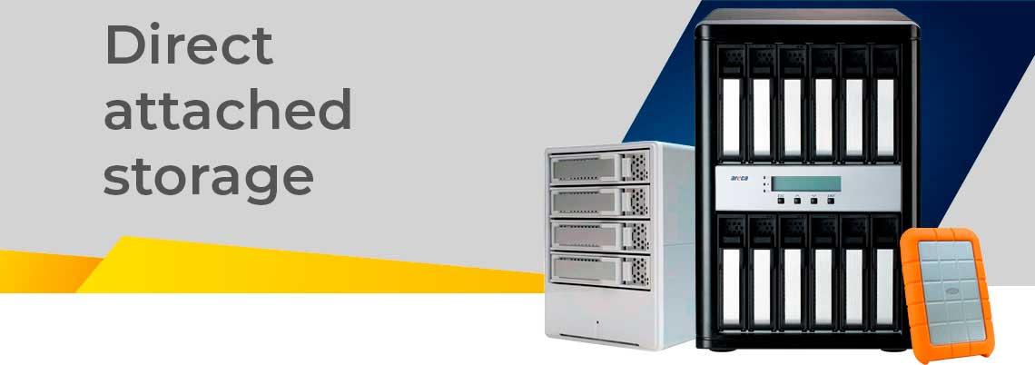 Storage DAS ou Direct Attached Storage, O que é e para que serve?