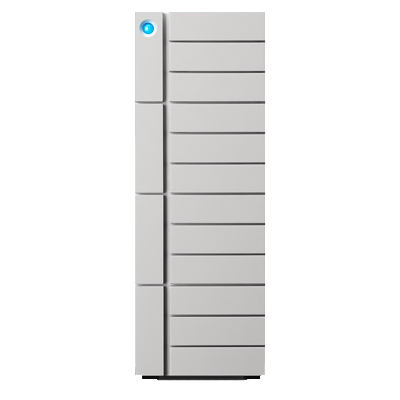 STFJ48000400 LaCie 12Big - Storage 48TB Thunderbolt 3