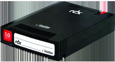 RDX 1TB - Disco removível Imation