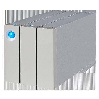 LaCie STEY8000401 - HD LaCie 8TB 2big Thunderbolt 2 e USB 3.0