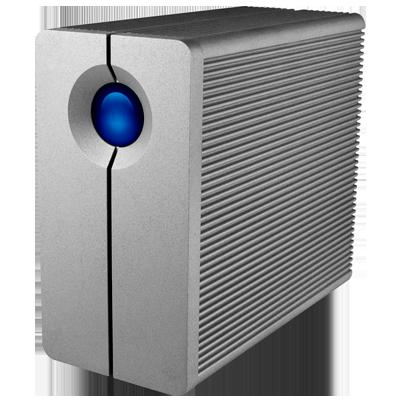 301507U LaCie 2Big NAS - HD Network 2TB USB