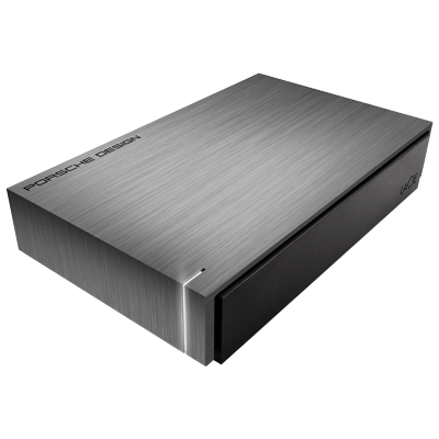 HD Externo 3TB USB3.0 - Disco Porsche LaCie 302003