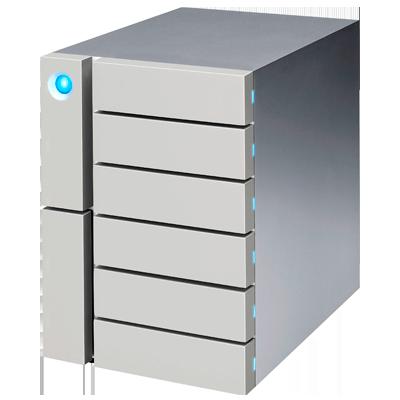 STFK36000400 LaCie 6big - Storage 36TB Thunderbolt 3
