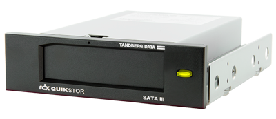 Unidade interna de backup removível RDX QuikStor Tandberg