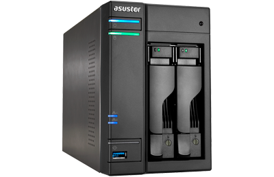 Asustor AS6302T - Storage NAS HDMI 20TB
