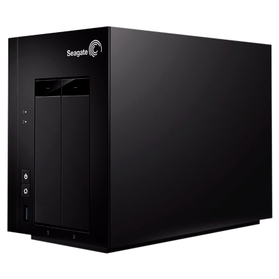 NAS Seagate STDD100 Business Storage