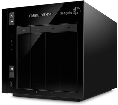Business Storage STDE16000100 - Storage NAS 16TB Seagate