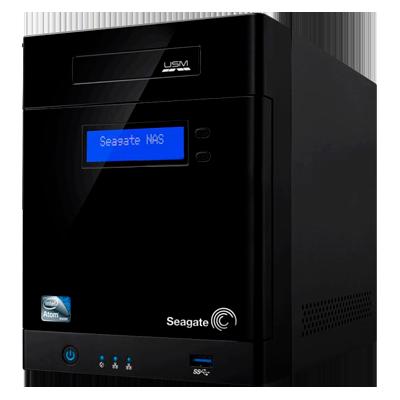 NAS 4TB - Business Storage - STDM4000100 Seagate