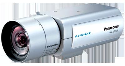 WV-SP305 - CAMERA IP