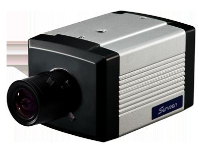 Câmera IP Megapixel PoE Surveon CAM1200 CAMERA IP