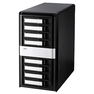 ARC-4038ML Areca - Disk array enclosure SATA ou SAS até 96TB