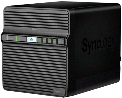 DS416j Synology - Storage NAS DiskStation
