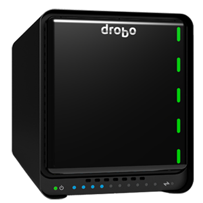 Drobo 5D - Direct Attached Storage Thunderbolt2 e USB 3.0