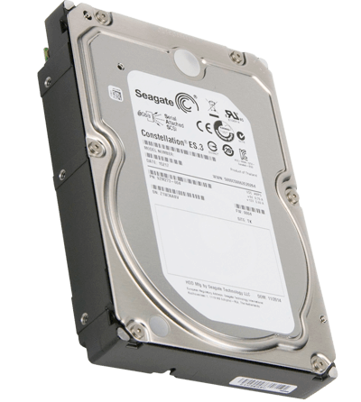 HD SAS interno 3TB 7200rpm - ST3000NM0023 Seagate Constellation
