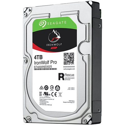 ST4000NE0025 Seagate - HD Interno SATA 4TB 7200rpm IronWolf Pro