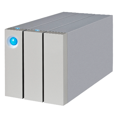 HD Externo LaCie 2big Thunderbolt 2 6TB - 9000437U